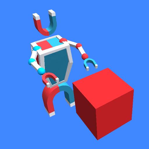Tlcharger Gratuit Code Triche Magnet Robot 3D APK MOD