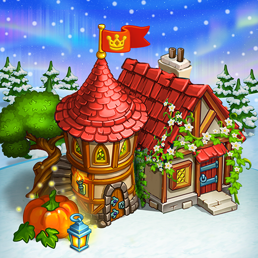 Tlcharger Code Triche Farm Fantasy Happy Magic Day in Wizard Harry Town APK MOD