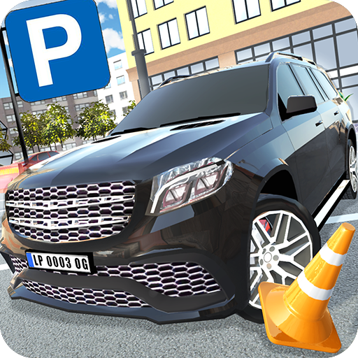 Tlcharger Code Triche Luxury SUV Car Parking APK MOD