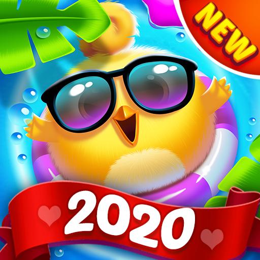 Tlcharger Gratuit Code Triche Bird Friends Match 3 Free Puzzle APK MOD