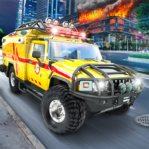 Tlcharger Gratuit Code Triche Emergency Driver Sim City Hero APK MOD