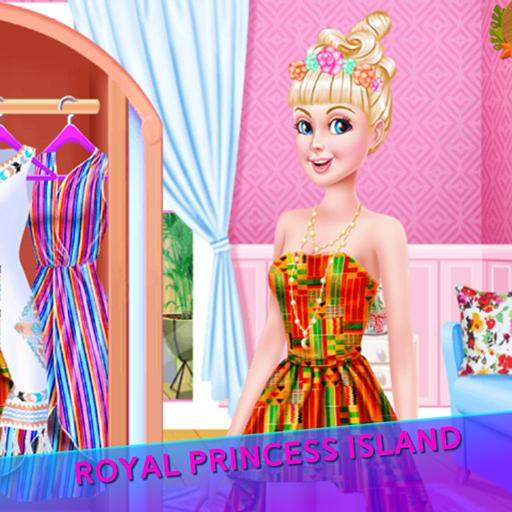 Tlcharger Gratuit Code Triche Jeux de relooking Royal Princess Island APK MOD