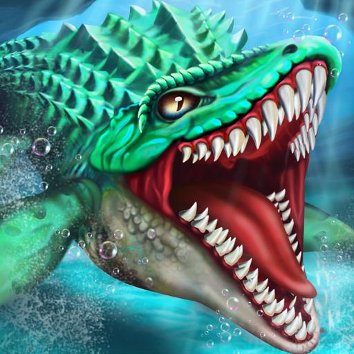 Tlcharger Gratuit Code Triche Jurassic Dino Water World-Monde de leau Dino APK MOD