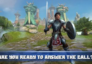 Celtic Heroes 3D MMORPG astuce Eicn.CH 2