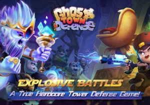 Ghost Town Defense astuce Eicn.CH 1