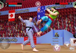 Karat Roi Combattant Kung Fu 2018 finale Lutte astuce Eicn.CH 1