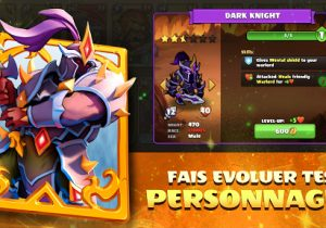 Mighty Party Heroes Clash astuce Eicn.CH 1