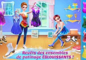 Patineuse artistique Piste des dfis de danse astuce Eicn.CH 1
