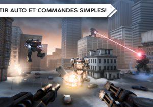 Robot Warfare Mech battle astuce Eicn.CH 1