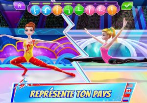 Superstar de gymnastique – Danse jusqu lor astuce Eicn.CH 1