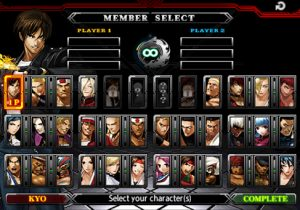 THE KING OF FIGHTERS-A 2012F astuce Eicn.CH 2