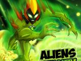 Tlcharger Code Triche Aliens Arena Mega Alien War Transform APK MOD
