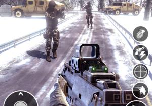 Tlcharger Code Triche Appel la guerre – Snipers de survie en hiver WW2 APK MOD
