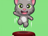 Tlcharger Gratuit Code Triche Talking Tom Cake Jump APK MOD